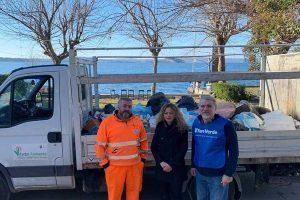 """Montefiascone - L'iniziativa """"RipuliAmo il lago d'inverno"""""""