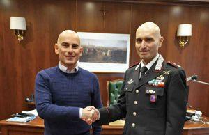 Alfredo Boldorini e Andrea Antonazzo