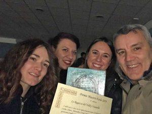 Il Premio Maestro Fardo alle ragazze del Volley Vasanello