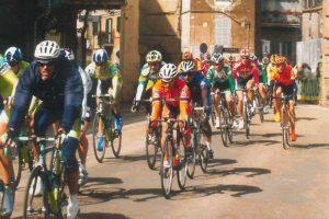 Sport - Ciclismo - La Tirreno - Adriatico a Ronciglione nel 2005