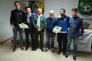Sport - Calcio - Aia - La riunione di Viterbo