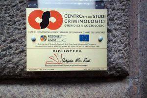 Centro per gli studi criminologici