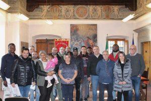 Vitorchiano - Il comune incontra gli ospiti del progetto Sprar - Siproimi