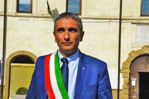 Il sindaco di Farnese Giuseppe Ciucci