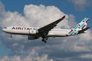 Un aereo Air Italy