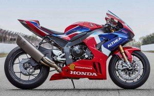 Sport - Moto - Althea racing - La moto di Lorenzo Gabellini