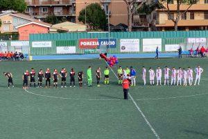 Sport - Calcio - Monterosi - Il match contro il Pomezia