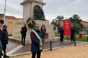 Civita Castellana - Celebrato il giorno del ricordo