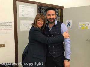 Silvia Somigli e Mirko Ottoni
