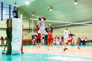 Sport - Volley - La partita Bari-Civita Castellana