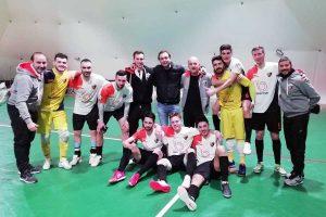 Sport - Calcio a cinque - Active network - I viterbesi in campo