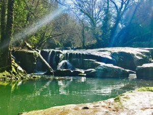 Soriano nel Cimino - Cascate di Rio Castello