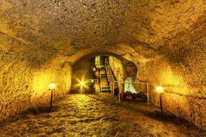 Epas visita Viterbo sotterranea