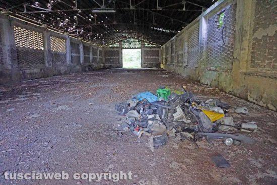 Ronciglione - La Chemical city del lago di Vico