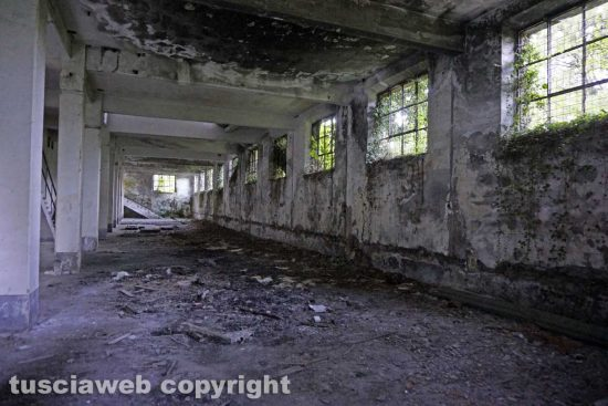 Ronciglione - I documenti bruciati della Chemical city