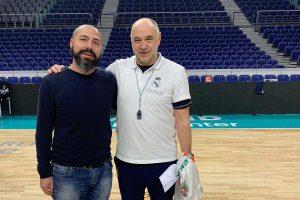 Sport - Pallacanestro - Stella azzurra - Umberto Fanciullo al PabloLaso