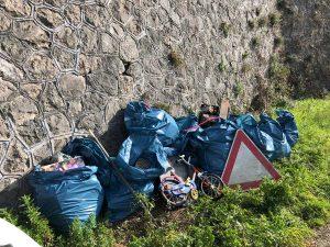 """Castiglione in Teverina - La mattinata ecologica """"Pulito... è bello!"""""""