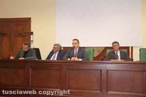 Viterbo - La riunione sulla Talete in provincia