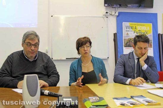 Bagnoregio - Davide Nicodemi, Paola Adami e Luca Profili