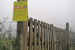 Caprarola - Il divieto