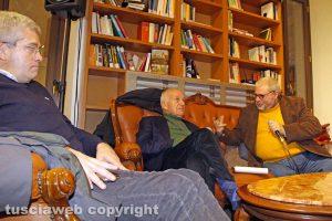 Viterbo - L'incontro con Fausto Bertinotti