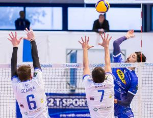 Sport - Volley Maury's Com Cavi Tuscania