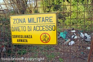 Ronciglione - La Chemical city