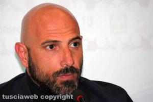 Sport - Calcio - Viterbese - Antonio Calabro