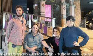 Il gruppo di italiani bloccati a Taiwan - Zairo Nucciotti, Paolo Forconi, Lucia Pedri e Elisa Ponti