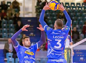 Sport - Pallavolo - Tuscania volley - Leoni e Ceccobelli