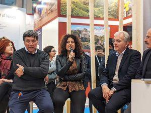 """Milano - Presentazione del progetto """"Tuscia sport & leisure"""" e della guida """"Lazio Active"""" alla Bit"""