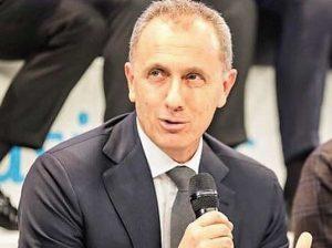 Roberto Santori, presidente della sezione Consulenza attività professionali e formazione di Unindustria