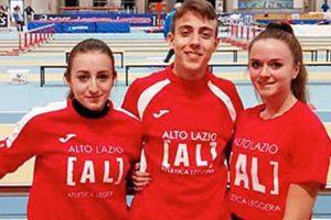 Sport - Atletica leggera - Gli atleti dell'Alto Lazio
