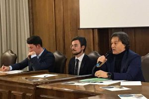 Orvieto - L'incontro su Civita di Bagnoregio