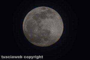 Bolsena - La superluna
