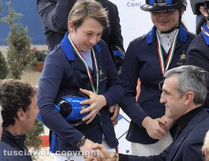 Sport - Equitazione - Il master d'Italia di Pontedera