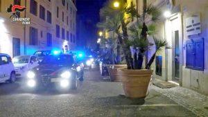 Gioco d'azzardo e criminalità - Carabinieri in azione