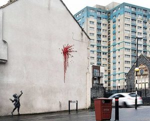 Bristol - L'opera di Banksy