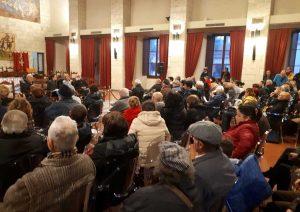 """Tarquinia - L'assemblea pubblica """"No Talete"""""""
