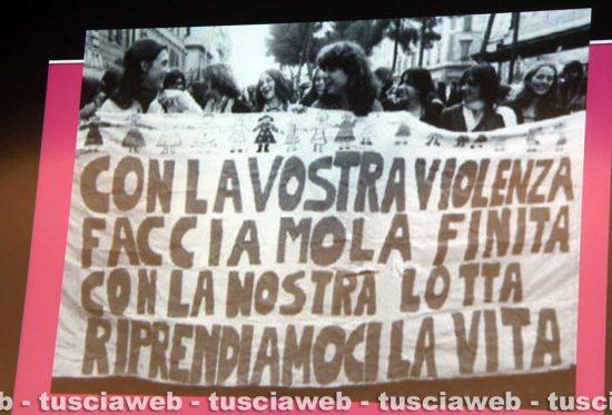 Il movimento femminista negli anni '70