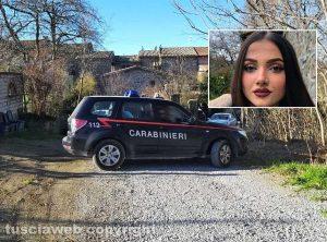 Montefiascone - Sedicenne morta in casa - Nel riquadro Aurora Grazini