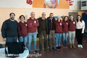 Cronaca - I paracadutisti di Viterbo al corso Blsd