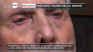 Ilario Gambetta, il nonno di Aurora Grazini a Mattino 5
