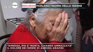 La nonna di Aurora Grazini a Mattino 5