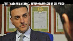 Il commissario Daniele Manganaro intervistato dalle Iene