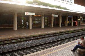 Orte - La stazione ferroviaria