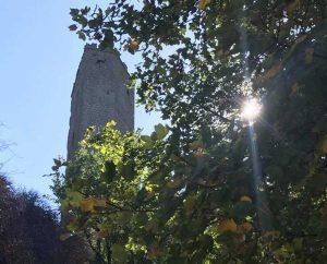 Soriano nel Cimino - La Torre di Chia