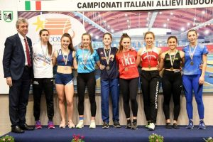 Sport - Atletica leggera - I campionati italiani indoor di Ancona