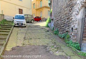 Viterbo - Via Braccia di San Francesco