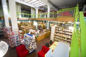 """Civita Castellana - La biblioteca comunale """"E. Minio"""""""